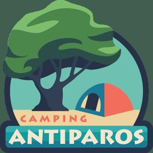 Camping Antiparos logotype